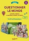 Questionner le monde CE2 - Collection Citadelle - Guide pédagogique - Ed. 2018 par Guichard