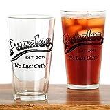 CafePress–Puzzles Bar–Pint-Glas