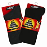 2 Pairs of Thermal Socks. Extra Warm,...