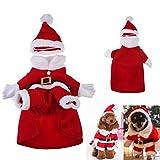Chinatera Weihnachtskostüm für Hunde