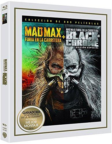 Mad Max. Furia En La Carretera Edición Especial Black Chrome Blu-Ray [Blu-ray]