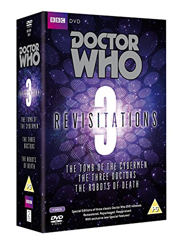 doctor-who-revisitations-box-set-volume-3-the-tomb-of-the-cybermen-robots-of-death-import-anglais