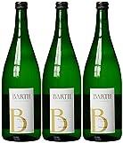 Wein - und Sektgut Barth Hattenheim Riesling 1 L 2016/2017 trocken (3 x 1 L)
