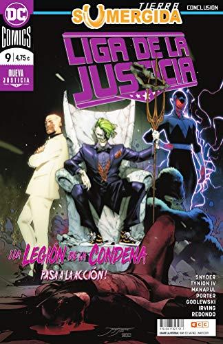 Liga de la Justicia núm. 87/9 (Liga de la Justicia (Nuevo Universo DC), Band 87)