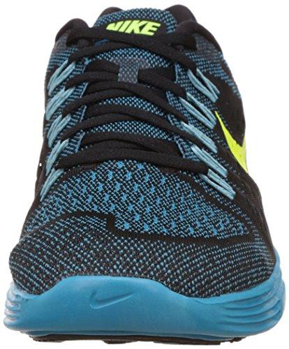 official photos 1431c bf2ca ... blu giallo Lunartempo Nike Royal Uomo Nero ...