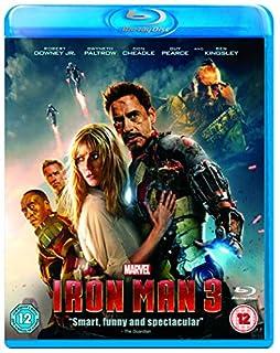 Iron Man 3 [Blu-ray] [Region Free] (B00BL1BJ84)   Amazon price tracker / tracking, Amazon price history charts, Amazon price watches, Amazon price drop alerts