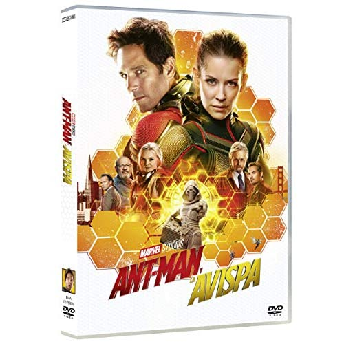Ant Man & The Wasp [DVD] 10
