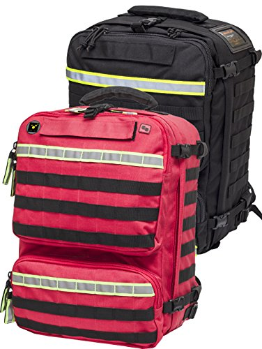 ELITE Bags PARAMED´S EVO Notfallrucksack (rot & schwarz) (rot)
