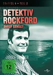 Detektiv Rockford - Staffel 4, Teil 2 [3 DVDs]