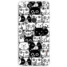 YuBingo Mobile Case for Google Pixel 2 (5 Inch Screen) | Cats | Premium Designer Printed Cover | Lifetime Print Quality | Waterproof | Shockproof | Slim | Light