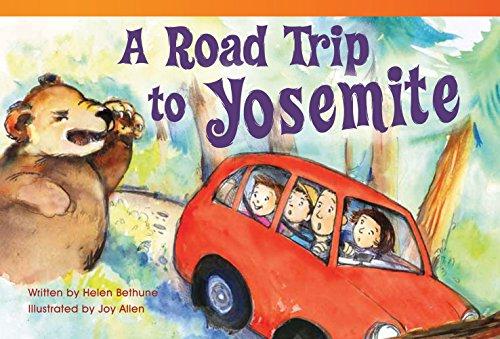 A Road Trip To Yosemite (fiction Readers) por Teacher Created Materials epub