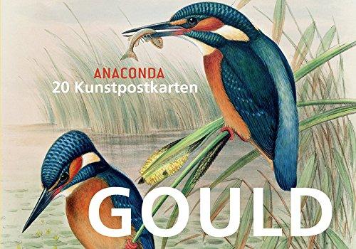 Postkartenbuch Gould -