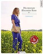 Ma couture Blousette Rose - Vêtements et accessoires du 34 au 48 de Evanthia Economou