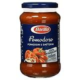 Barilla Pastasauce Pomodoro – Tomatensauce 1 Glas (1x400g)