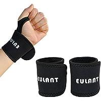 Handgelenk-Bandage//Wrist Wraps von GEARLETICS für Fitness und Krafttraining