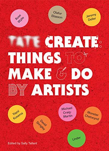 Tate Create Things to Make & Do (English Edition)