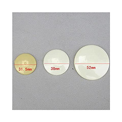 10 PCS 38mm Water Vapor Linked Valve Diaphragm Water Heater Top Cover Gas Water Heater Parts (38mm)