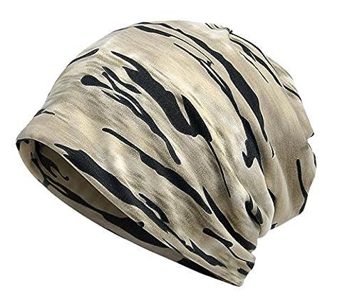 Feoya Mode Bonnet en Coton Confort Léger Chapeau Soulpe Casual