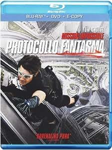 Mission: impossible - Protocollo fantasma(+DVD+e-copy)