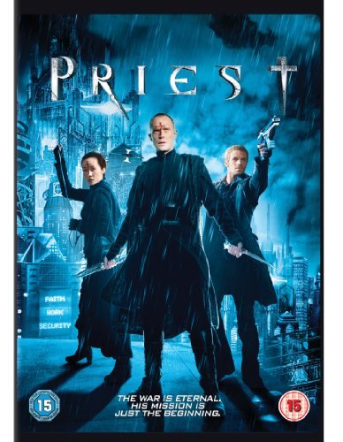 Priest [DVD] by Paul Bettany