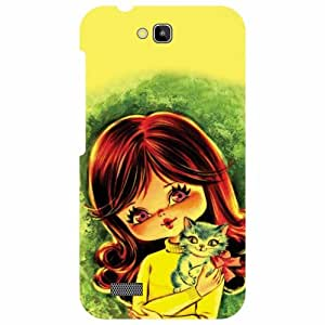 Printland Phone Cover For Honor Holly Hol-U19