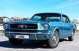Jochen Schweizer Geschenkgutschein: Ford Mustang Oldtimer Tagestour
