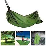 Best Camping Tarps - Multifunction Camping Hammock, 4 In 1 Outdoor Camping Review