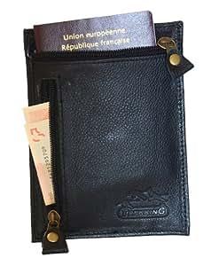 TREKKING-Pochette secrète-Etui protection passeport - 7511