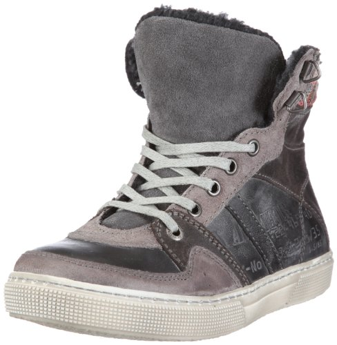 Björn Borg Footwear 13ACL500SILVE Mädchen Halbschuhe Silber/SILVE WxYhpjv