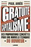 """Afficher """"Gratuité vs capitalisme"""""""