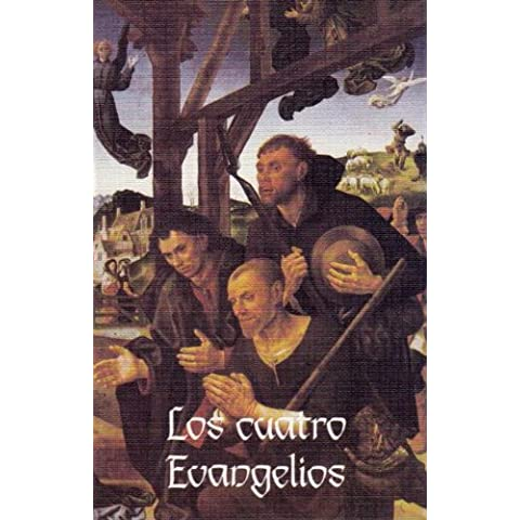 Los cuatro Evangelios (EDICIONES BÍBLICAS)