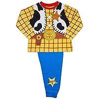Disney Boys Toy Story Woody Pyjamas Dress Up Costume