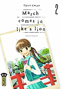 March comes in like a lion Edition simple Tome 2