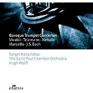 Baroque Trumpet Concertos - Elatus