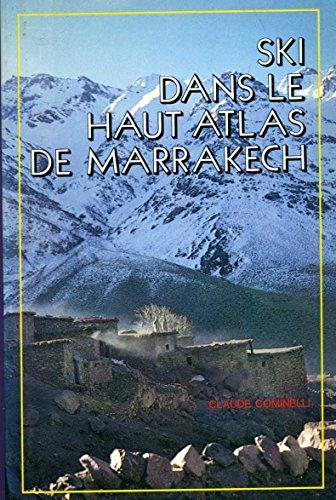 ski dans le haut atlas a marrakech