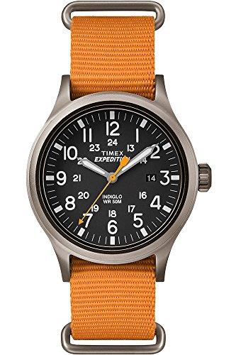orologio solo tempo uomo Timex Scout Color trendy cod. TW4B04600