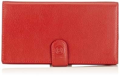 Bogner BIG MONEY 1018118 Damen Geldbörsen 19x11x2 cm (B x H x T), Rot (flame 007)