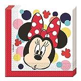Minnie Teens 2-lagige Papierservietten 33x33cm