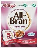 Kellogg's Sultana Bran (UK Import), 500g - Best Reviews Guide