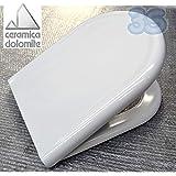 Ceramica Dolomite J104900 Copriwater Originale Clodia, in Termoindurente