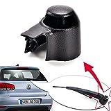 Vinciann Tappo cappuccio tergicristallo lunotto posteriore per Volkswagen Transporter/Golf MK5 / Polo/Passat / Caddy/Touran T5K