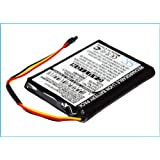 Cricel - CS-WB710MD Batterie de remplacement For Tomtom - One IQ, V5, 4EK0.001.01 (Produit Import)