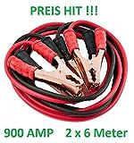 Starthilfekabel 900 AMP Starthilfekabel-Set Überbrückungskabel Starterkabel PKW