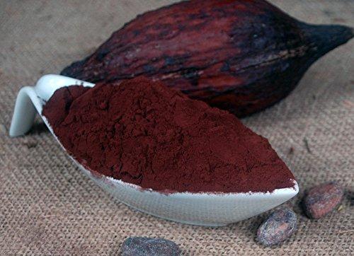 Naturix24 - Roh - Kakaopulver 20-22% Ölgehalt 1 Kg -