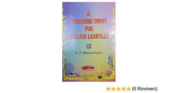 Buy A Treasure Trove For English Learners Book Online at Low