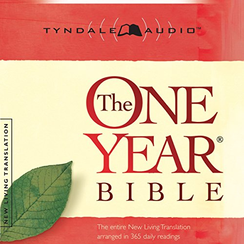 The One Year Bible NLT (Audio Bible-nlt)