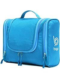 Bago Kulturbeutel / Dusch-Tasche für Reisen, Pflegeprodukte, Makeup und mehr