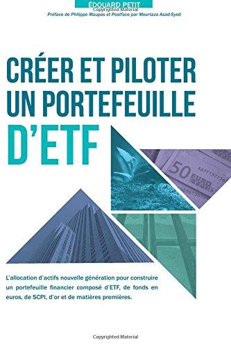 Crer et piloter un Portefeuille d'ETF
