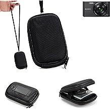 Per Sony Cyber-shot DSC-W830 Custodia rigida borsa per fotocamera compatta Kit Eva Trasporto viaggio resistente agli urti, impermeabile per Sony Cyber-shot DSC-W830 | scossa leggera EVA protettiva - K-S-Trade(R)