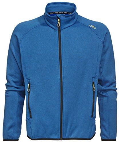 CMP Man Fleece Jacket 3E60757 vela/atracite - nero apple
